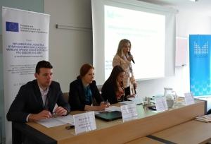14. Panelisté v rámci bloku aktivity rozvoje veřejné správy
