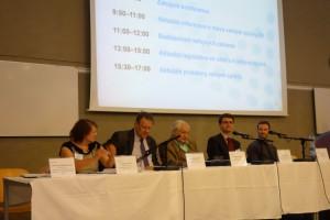 09 Panel Ministerstva vnitra k aktuální legislativě ve vztahu k veřejné správě