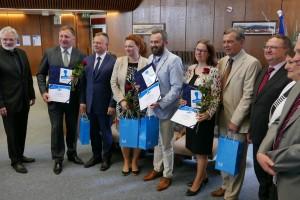 13. Vítězové v Libereckém kraji
