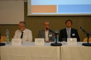 17 Na konferenci vystoupili zástupci organiazcí územních samospráv