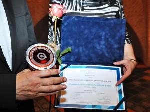 19. Ocenění bronzový stupeň a diplom
