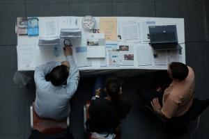 32 Pro účastníky byly připraveny informační stánky